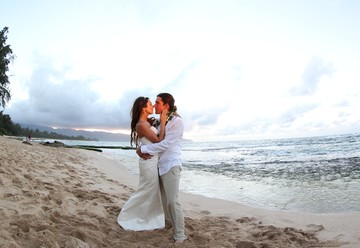 Intimate Island Vows