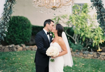 Crystal Chandeliers and Classical Romance