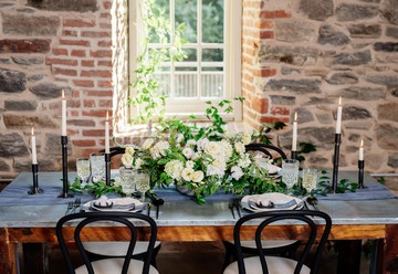 A Cotton Mill Wedding in Baltimore