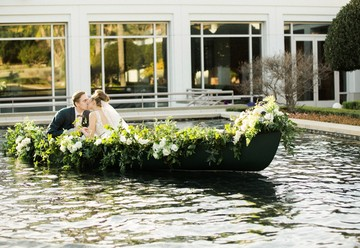 Nautical Wedding Inspiration at the Nixon Library