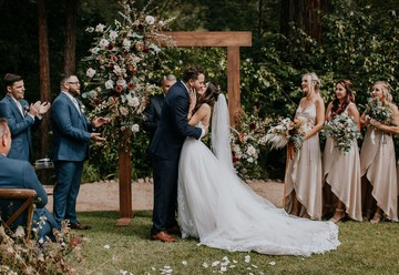 Fairy Tale Wedding in the Santa Cruz Mountains