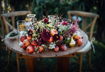 Charming Backyard Soirée from GATHER Events