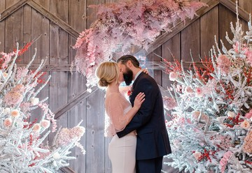 Whimsical Winter Wedding Inspiration