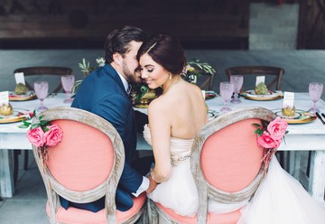 Bohemian Glam Styled Shoot