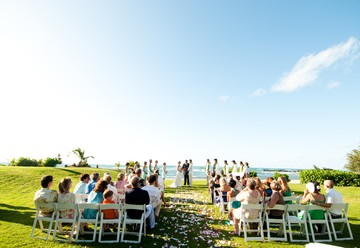 Seaside Destination Wedding