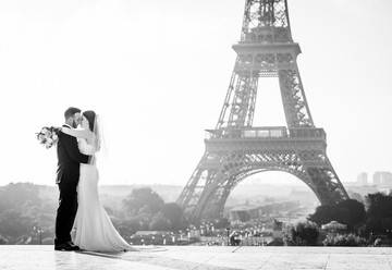 A Perfectly Parisian Destination Wedding