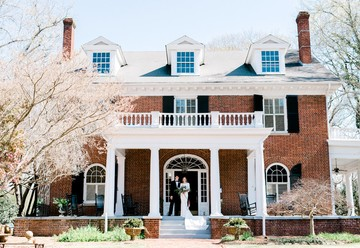 Black Tie Elopement in Athens Historic Home