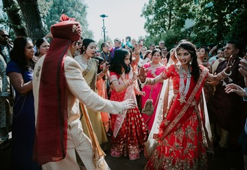 Stunning Traditional Indian Wedding