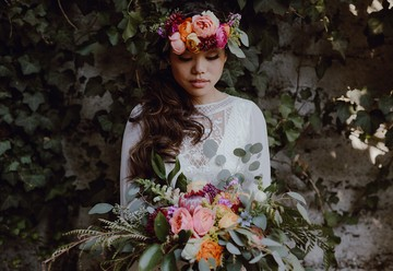 Stunning Boho Summer Wedding Inspiration