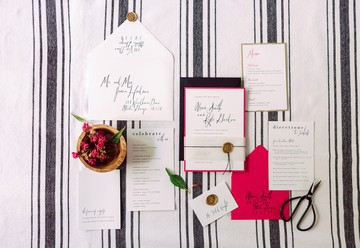 Classic Wedding Inspiration from Detailed I Do's