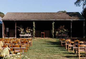 Marketplace Nuptials at Mulford Farm
