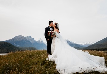 Fairytale Wedding in New Zealand