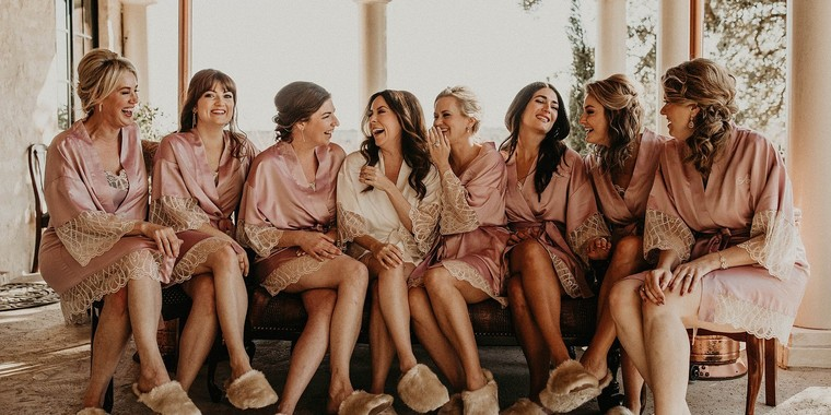 Bohemian Vineyard Wedding in Austin, Texas