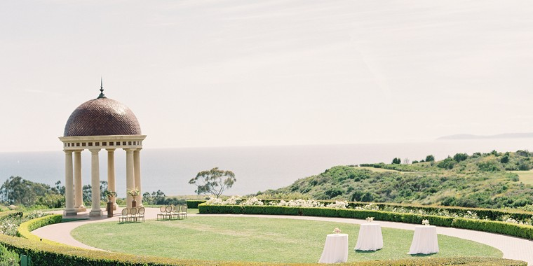 Coastal Wedding Inspiration at Pelican Hill
