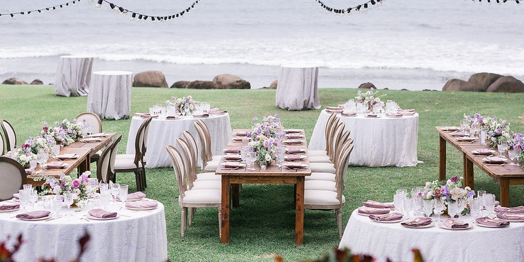 A Perfect Paradise Wedding